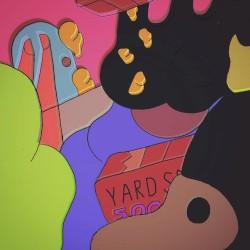 Yard Sale 4 by Jeremiah Jae