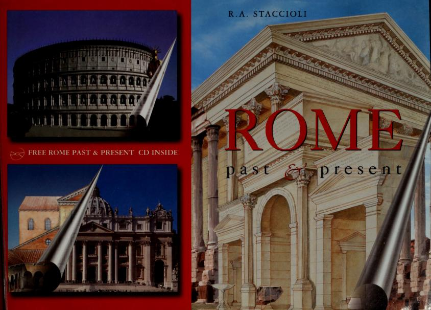 Ancient Rome by R.A. Staccioli