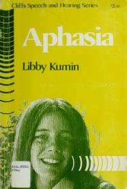 Cover of: Aphasia | Libby Kumin